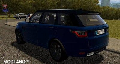 Range Rover Sport SVR 2018 [1.5.9], 3 photo
